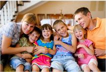 Купить дом многодетным родителям станет проще